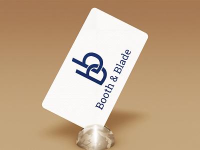 Booth Blade | Logo Design | Graphic Design illustration graphicsdesign design graphicdesigner logodesign