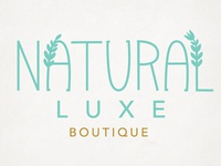 Natrual Luxe logo