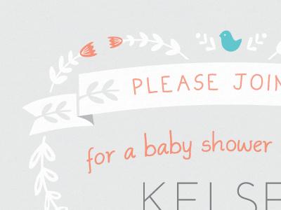 baby-shower-invite invite print illustration