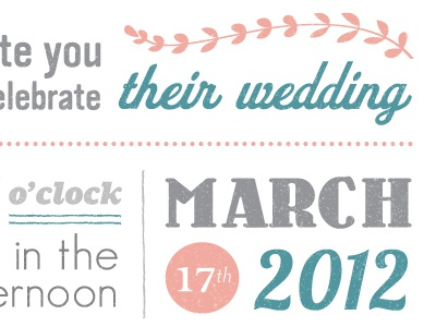wedding invite wedding invite print type