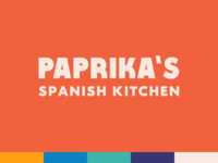 Paprika's Spanish Kitchen Logo