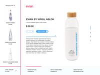 Evian x Soma x Virgil Abloh