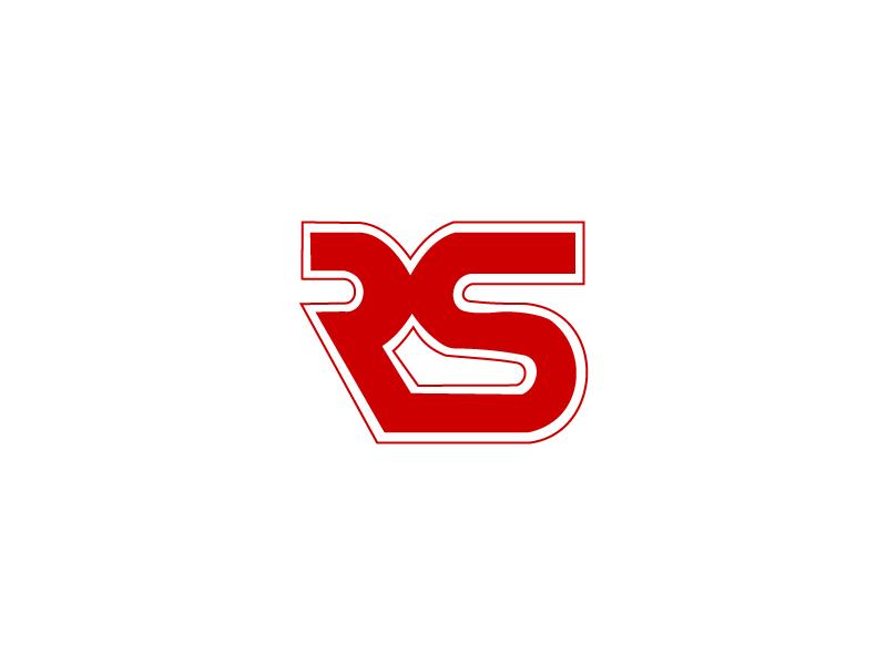 Rajan Studio Logo typography ui brand branding corel draw illustration design