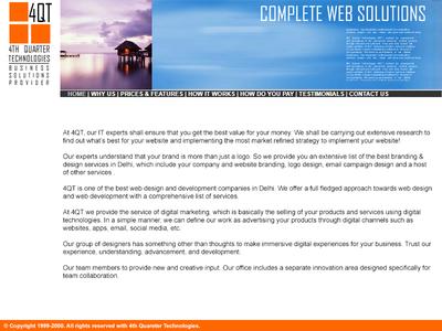 4QT Website