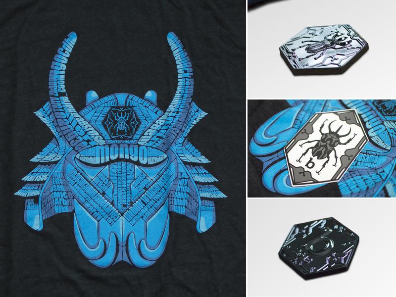 Bugcrowd - MVP 2018 t-shirt t-shirt design clothing design vector illustration design