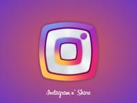 Instagram n' Share
