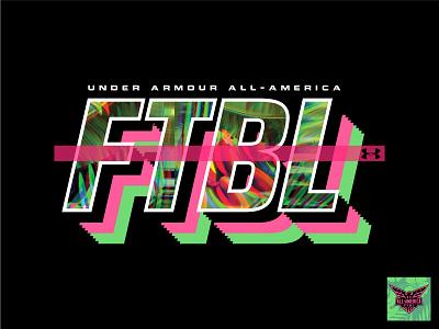 Floral FTBL florida all-america football ftbl ua under armour