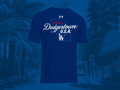 Dodgertown, U.S.A. baseball mlb los angeles la dodgers