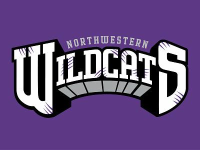 WILD (90s) STYLE college basketball basketball 90s wildcats northwestern