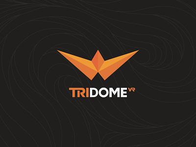 TridomeVR tridome logo desig logo vr logo vr