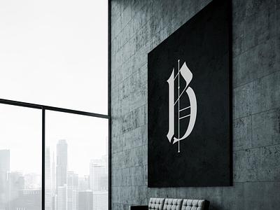 Brenno Pellegrini Logo logodesign logo alphabet logomockup logo