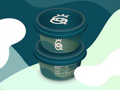 CalmQuest Packaging vector graphic design illustrator packaging photoshop illustration