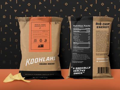 Koohlahs Packaging Final packaging photoshop branding typography vector illustrator graphic design illustration design