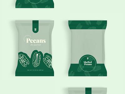 Tree Ripe Fruit Co Packaging packaging illustrator graphic design design illustration