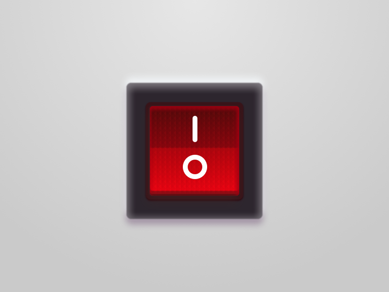 Daily UI - Day 015 - On / Off Switch dailyui