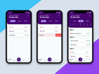 Daily UI - Day 042 - ToDo List