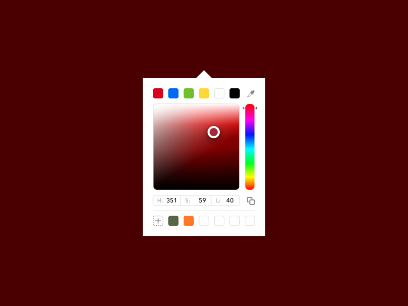 Color Picker dailyui