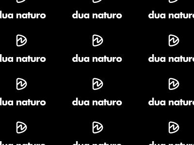 Dua Naturo Logo adobe illustrator vector ui ux mobile identity design graphic design digital agency design agency branding agency brand design brand identity branding logo design