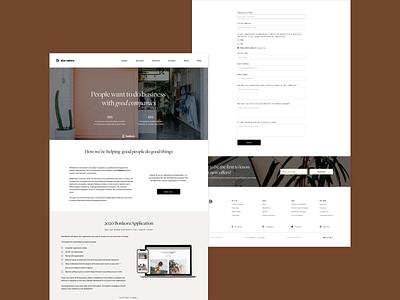 Dua Naturo Giveback Program Design website inspiration creative direction uidesign ux design graphic design ux ui brand design web design product design uiux adobexd