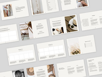 Client Experience Guide Template client management manual business resources design resources resources small business identity system design system experience design experience brand guidelines brand book typography style guide style template design template product design adobexd