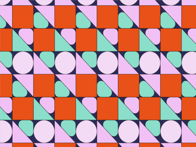 Daily Pattern #62 geometric design graphic pattern daily pattern illustratoronipad