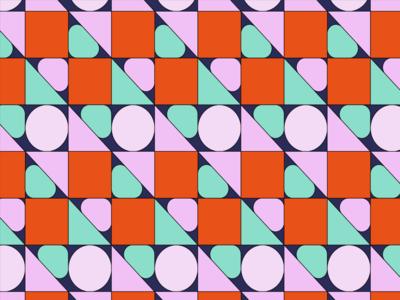 Daily Pattern #62 geometric design graphic pattern daily pattern illustratoronipad