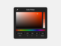 Daily UI #60 Color Picker