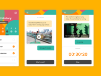 Daily UI #62 Workout
