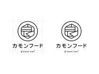 Kamon Food Logo