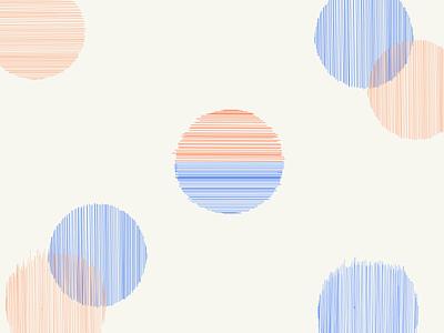 Daily Pattern #002 Sunset daily pattern pattern graphic  design graphic art graphic dailypattern