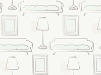 Daily Pattern #010 Furniture