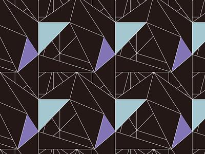 Daily Pattern #011 adobe illustrator geometric design graphic art graphic  design daily challenge daily pattern