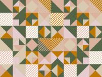 Daily Pattern #012 Slant