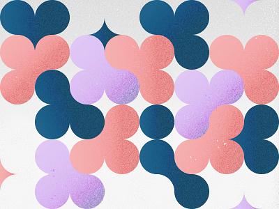 Daily Pattern #013 Circle adobe illustrator circle geometric design graphic pattern pattern graphic art graphic design daily challenge daily pattern