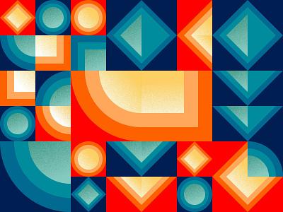 Daily Pattern #023 geometric design geometric graphic pattern graphic design daily challenge daily pattern