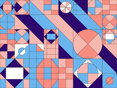 Daily Pattern #024 geometric design geometic graphic art graphic design daily challenge daily pattern