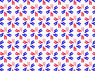 Daily Pattern #034 h graphic art pattern graphic pattern daily challenge daily pattern