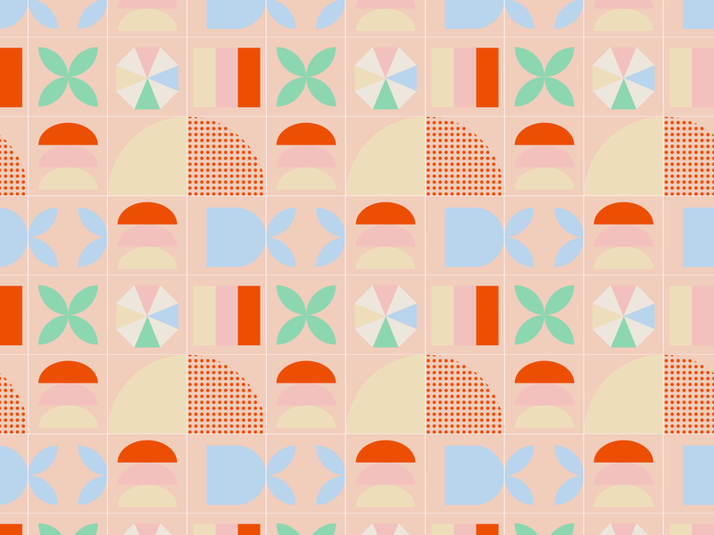 Daily Pattern #039 repeat pattern graphic pattern daily challange daily pattern
