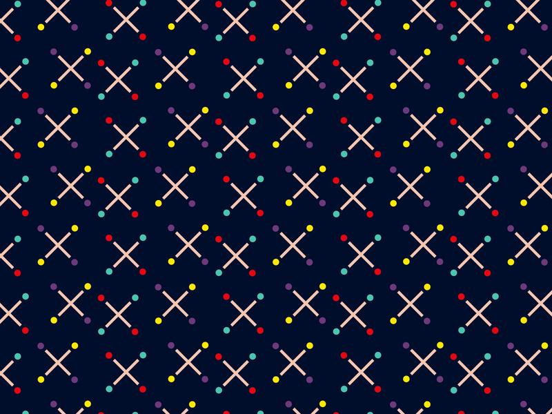 Daily Pattern #048 graphic pattern daily pattern daily challenge