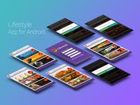 Lifestyle App