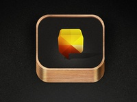 iOS Icon for Parking App