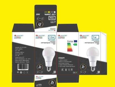branding packaging  design for ELSMART
