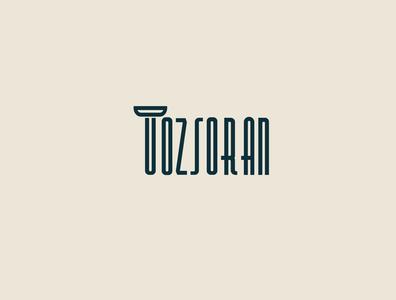 vacuum cleaner creative concept logo