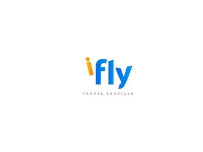 ifly branding creative logo version 1
