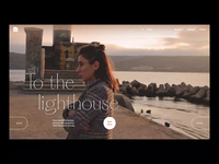 To the lighthouse - Homepage