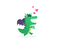 Draygon in the air is love is chasing love dragon the draygon