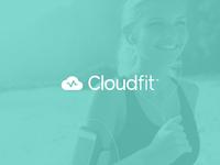 Cloudfit Brand Concept