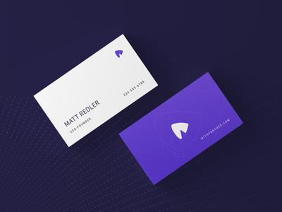 Business Card typography layout texture logo branding product identity print