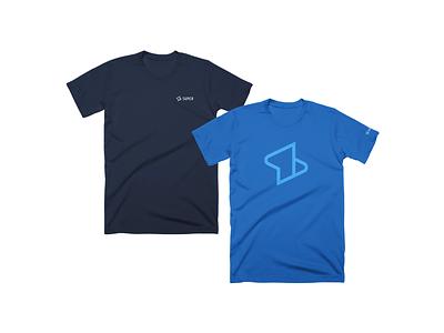 Super shirts clothing apparel typography vector illustration design branding logo identity