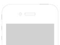 iPhone 4 Wireframe